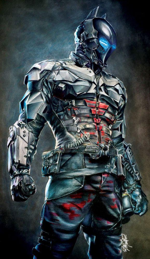 The Arkham Knight Fanart