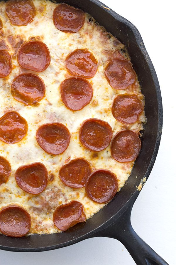 Deep Dish Low Carb Keto Pizza Recipe   All Day I Dream About Food