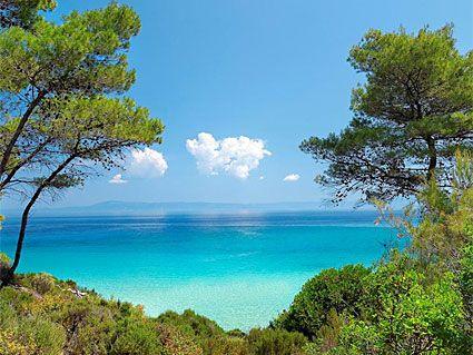 Greece  Chalkidiki