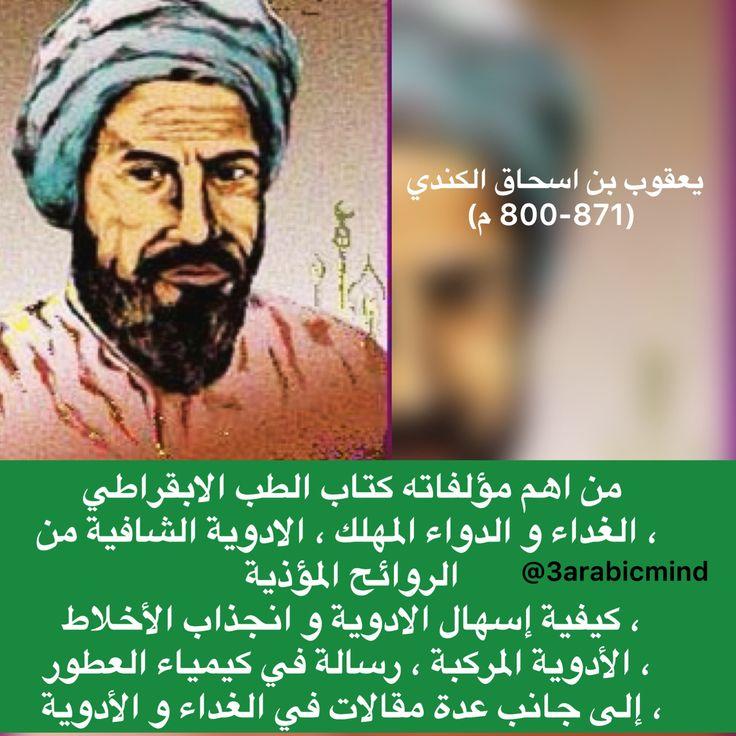 يعقوب بن اسحاق الكندي Girly Pictures Historical Figures Arabic Quotes