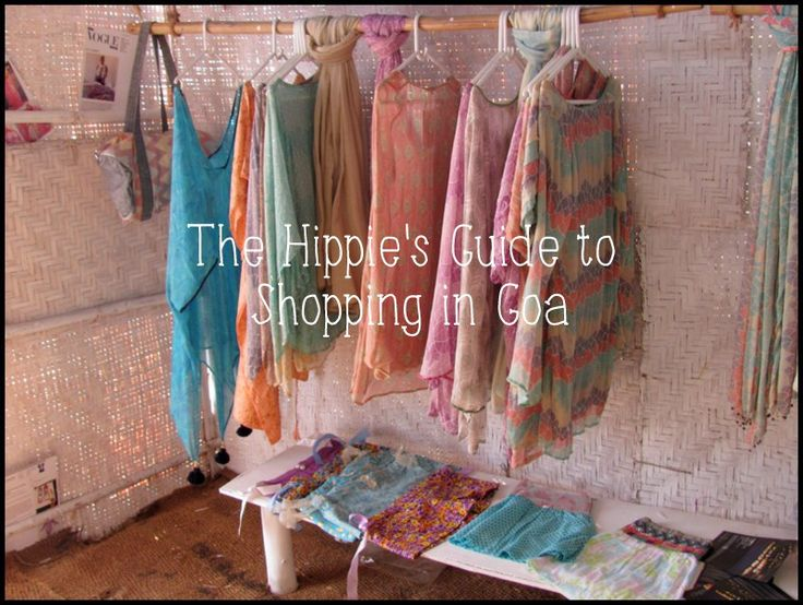 Goa has THE best market in India, if not the whole world: the Saturday night market, followed closely by the flea market. These aren't the only options, but are great places to start shopping in Goa. The two biggest markets are only open