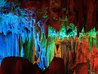 Gong Cave , East Java