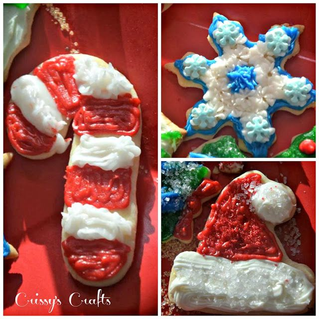Crissy's Crafts: Elf Bakery Shop - Cookie Decorating Party