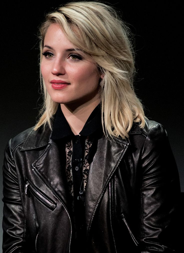 Dianna Agron on Bare