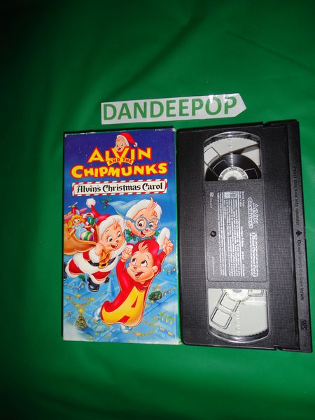 14 best Alvin and the Chipmunks VHS images on Pinterest ...