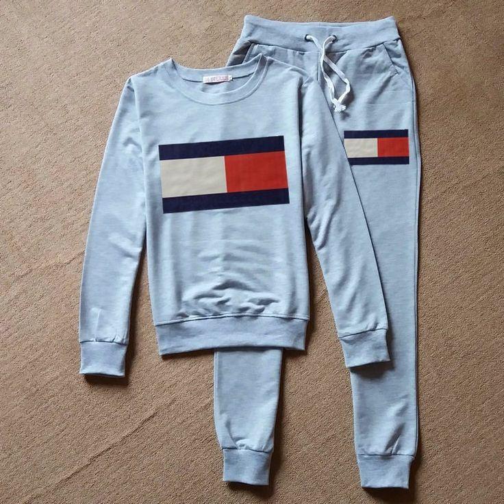 Fashion Letters Print Sweatshirt+Pants Women's Tracksuits Autumn Winter Long Sleeve Women Sportswear 2 Piece Set for Women