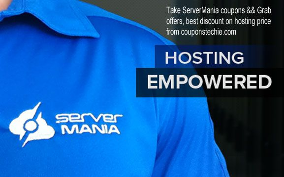 ServerMania gives various benefits and reliable web hosting services to the world. Save 30% extra on cloud hosting and in $39 start Hybrid Server using with ServerMania Promo Codes, Coupons and deals from Couponstechie.com. ServerMania provides high quality hosting service in affordable price. Here you can get world class service with advanced feature for website.