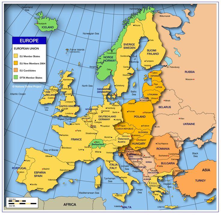 Avrupa'ya turistik bir ziyaret için Schengen vizesi almakla ilgili faydalı bir seyahat blogu yazısı.