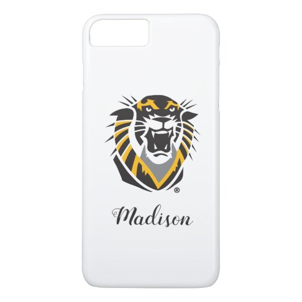 Fort Hays State Primary Mark iPhone 8 Plus/7 Plus Case Custom Brandable Electronics Gifts for your buniness #electronics #logo #brand