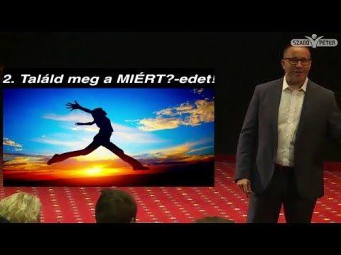 Szabó Péter - Az élet mint lehetőség 2. rész
