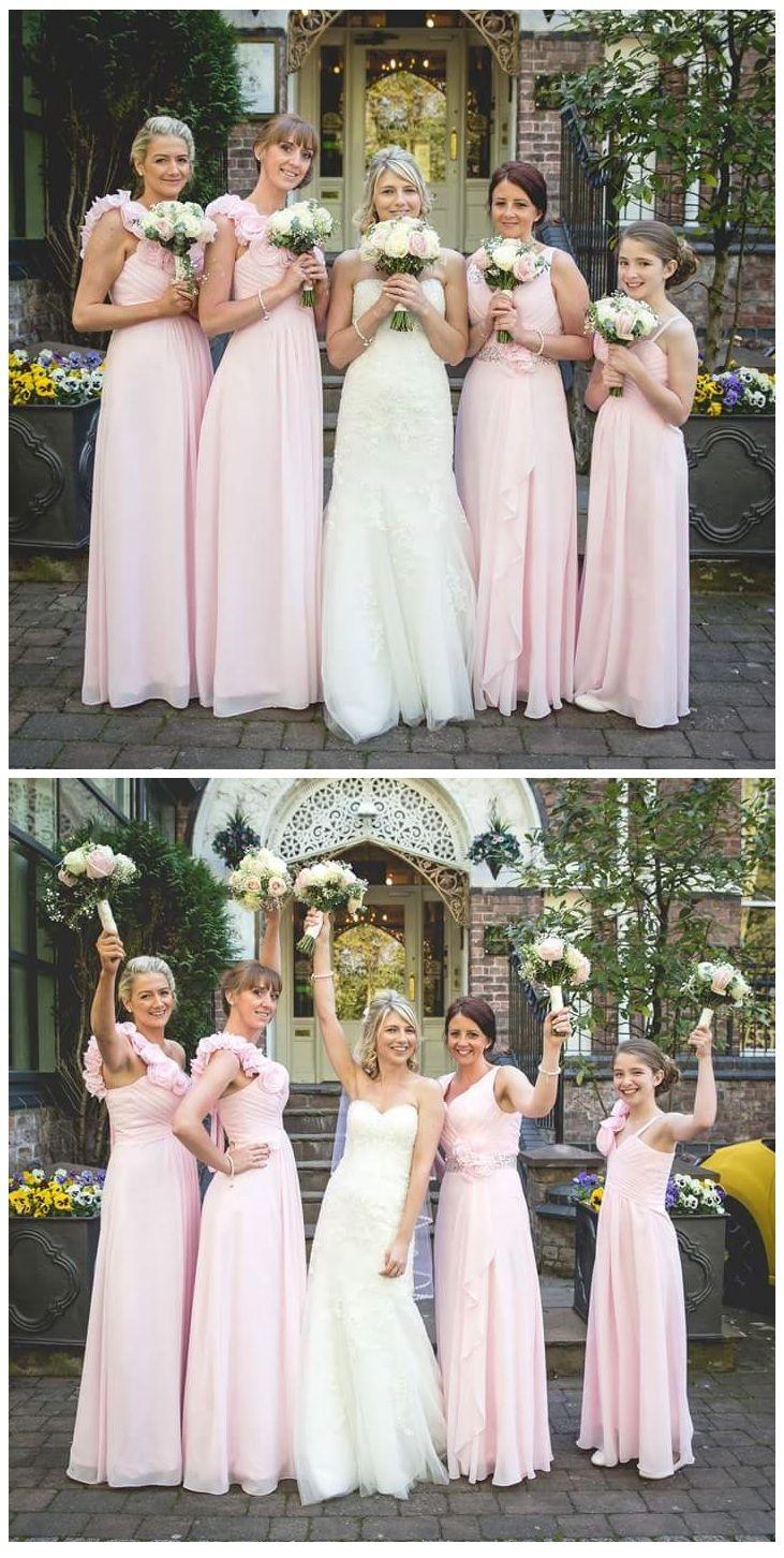 113 best bridesmaid stuff images on pinterest wedding dress wedding poses pink weddings bridal dresses real life bridesmaids wedding dresses bridal gowns bridesmade dresses wedding dressses ombrellifo Gallery