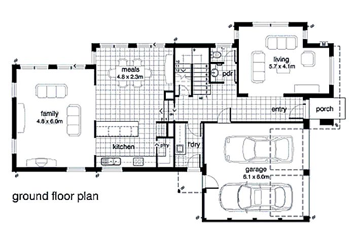 Plan 496 12 By Leon Meyer House Plans By Leon Meyer