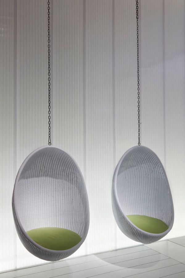 Modern Wicker Outdoor Egg Chair