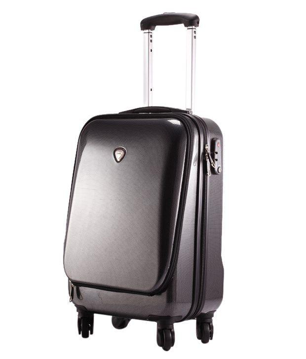 Comfii Overniter Brown Trolley Bag, http://www.snapdeal.com/product/comfii-overniter-brown-trolley-bag/452955222