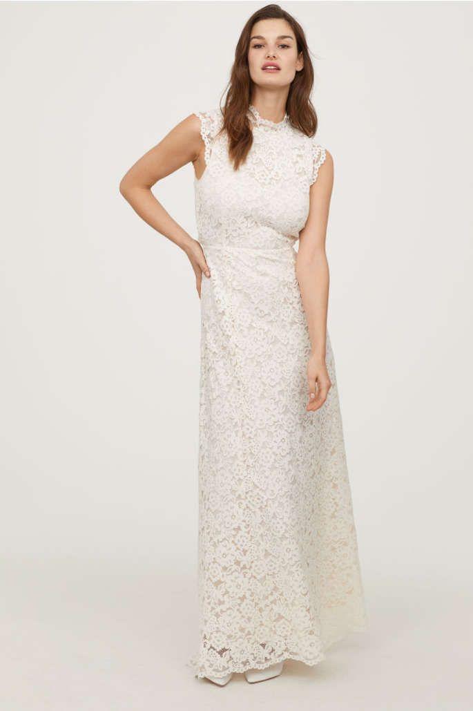 6ba8895338611c H&M präsentiert erste Hochzeitskleider-Kollektion ...