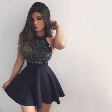 Me diz, como não amar.. Vestido perfeito @limonemodas ❤️✨ - hummer_aj