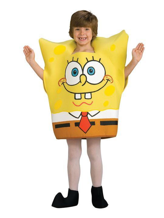 Svampebob Kostyme Barn