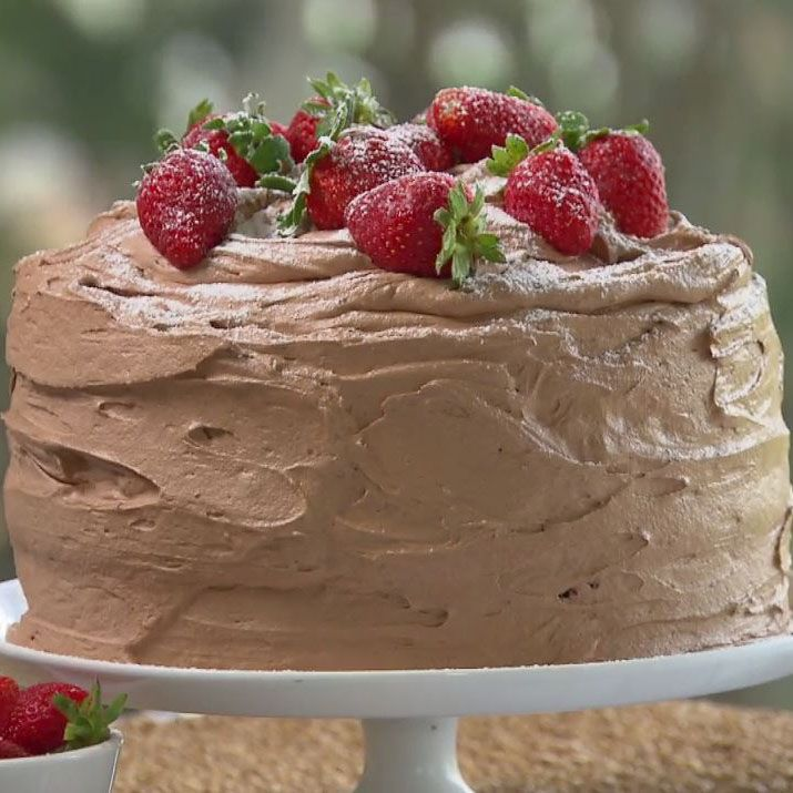 WORLDS SIMPLEST CHOCOLATE CAKE