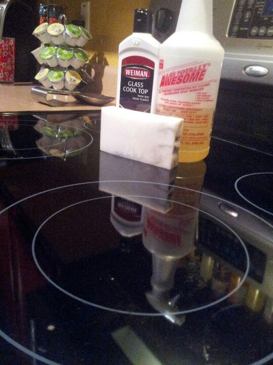 Glass Stovetop Cleaning Hacks