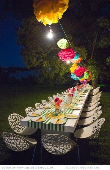 週末はガーデンパーティーで決まり!庭で小粋におもてなし   iemo[イエモ]   リフォーム&インテリアまとめ情報