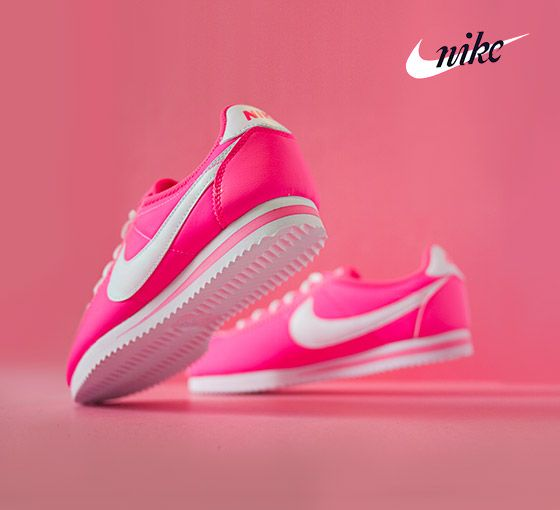 Nike Cortez: Pink