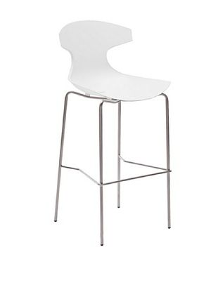 71% OFF Domitalia Echo Stool, White