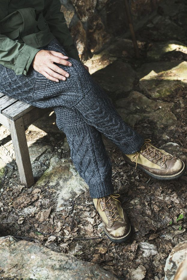 Snow Peak | The Future of Outdoor Clothing  These pants look very comfortable.