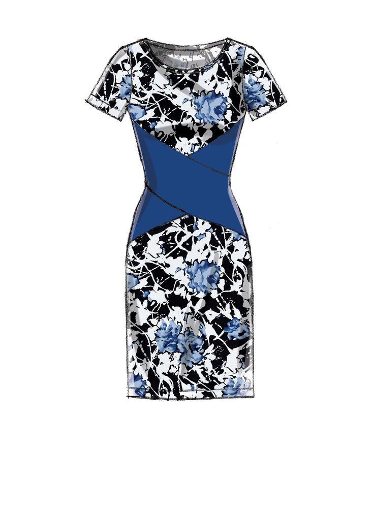 68 Best Knit Dress Patterns Beyond The Basics Images On Pinterest
