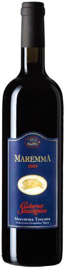 Vino Maremma Maremma Toscana Igt Cabernet Sauvignon Cantina i vini di Maremma