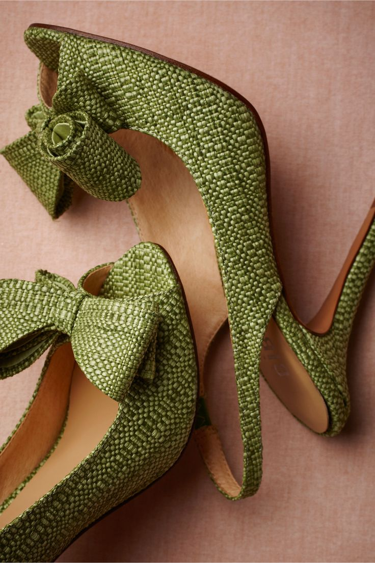 Blithe Slingbacks in Shoes & Accessories Shoes at BHLDN