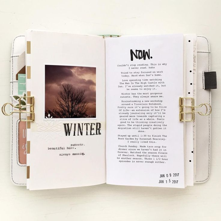 Travel journal pages and scrapbook inspiration - ideas for travel journaling, art journaling, and scrapbooking.