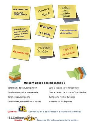 126 best vocab maison images on Pinterest French people, Paint and