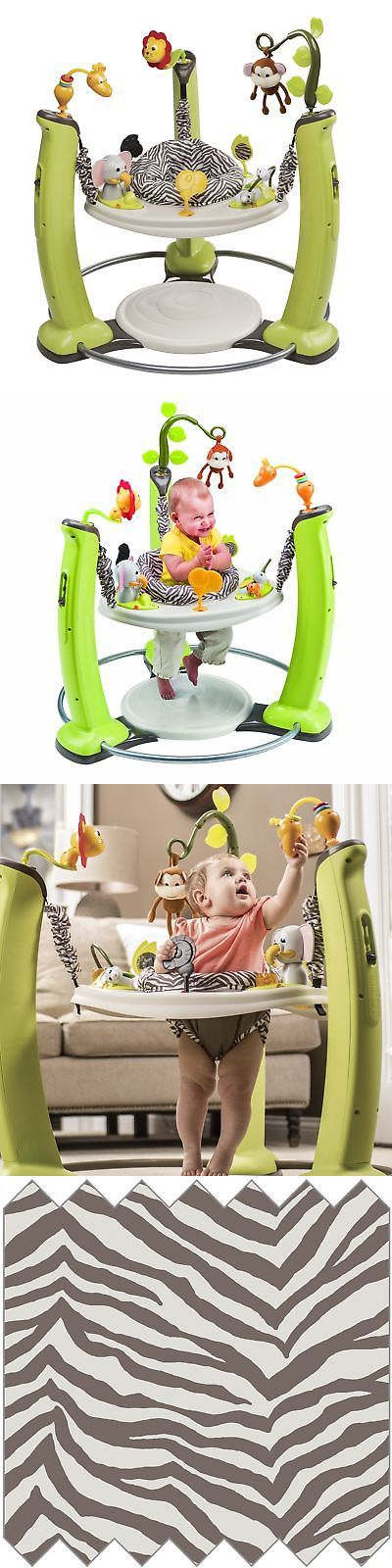 Baby Jumping Exercisers 117032: Evenflo Exersaucer Jump And Learn Jumper, Baby Activity Center, Jungle Quest New -> BUY IT NOW ONLY: $109.89 on eBay!