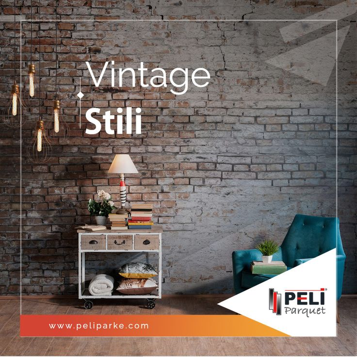 Son yıllarda çok popüler olan vintage dekorasyon stili, eski eşyalar veya mobilyaların yer aldığı ev dekorasyon tarzıdır. Geçmiş yılların havasını günümüze taşıyan vintage dekorasyonları klasik ve nostaljik tarz seven kişilerin halen tercihler arasında yer almakta. Günümüz çağına uyarlanan eskitme mobilyalar ile tekrar evlerimize giren vintage ev dekorasyonları içerisinde çiçekli desenler, çizgile ve kareli modeller sıklıkla tercih edilen modeller arasında yerini almaktadır.