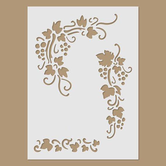 Tamaño de la hoja: 145 x 200 mm (5.7 x 7,8 pulgadas) Esta plantilla está hecha de plástico. Conveniente para el uso crear imágenes en una variedad de superficies. Material: 125 micrones de película de poliéster Mylar plantilla - flexible y fácil de limpiar. --------- Preguntas frecuentes: ¿Qué cepillo me recomiendan para pintar con una plantilla? Recomendamos el cepillo de la esponja para la pintura de la plantilla. Estoy en los Estados Unidos, ¿por qué parece caro el envío? El producto...