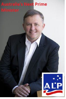 ANTHONY ALBANESE FOR PRIME MINISTER