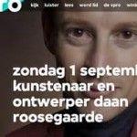 De wereld van Daan Roosegaarde: 'Delen is het nieuwe hebben. Weg van de mening, op naar het voorstel'