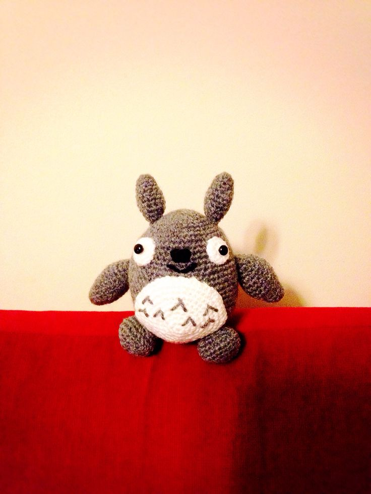 Toroto #amigurumi#crochet