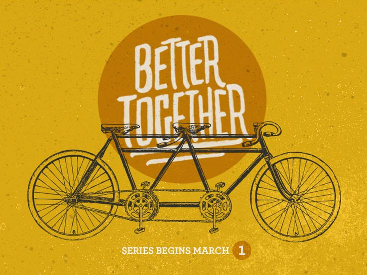 Better Together Sermon Series 2                                                                                                                                                                                 More