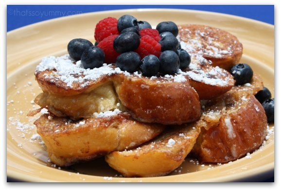 french toast french toast on a stick overnight french toast passover ...