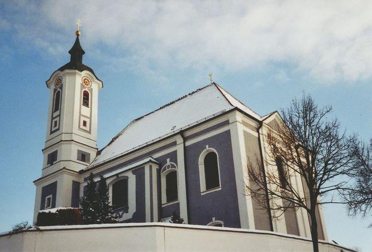 Egling an der Paar, Pfarrkirche St. Vitus (Landsberg am Lech) BY DE