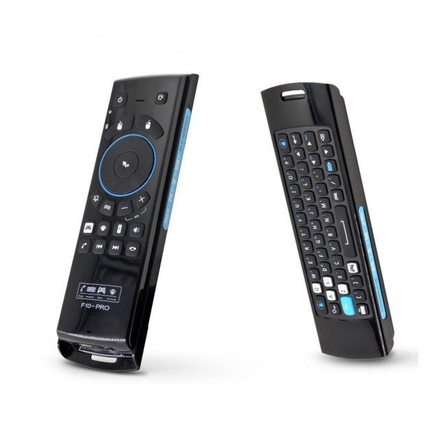 mele f10pro 24ghz air mouse wireless remote control keyboard