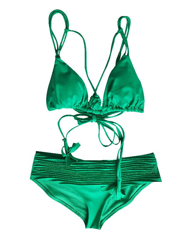 #Entreaguas #Bikini #Swimwear