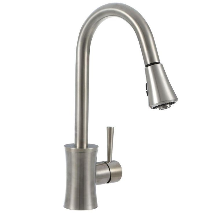 best 25+ brushed nickel kitchen faucet ideas on pinterest