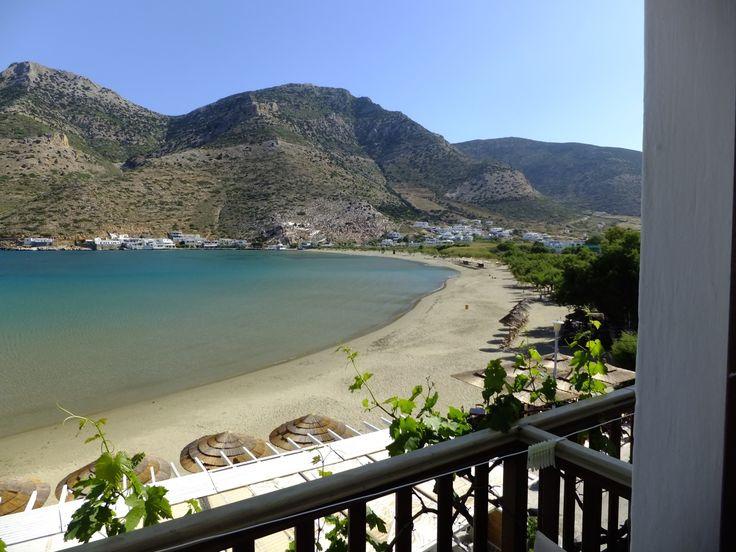 Kamares, Sifnos Island Greece