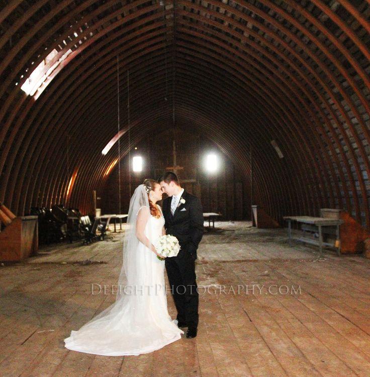 Historic John P Furber Farm Weddings and