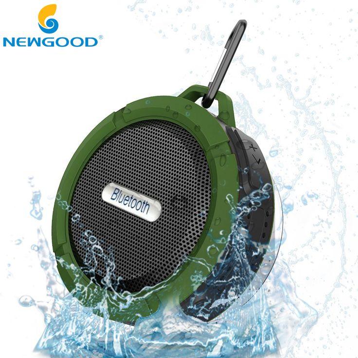 Waterproof Bluetooth Wireless Portable Speaker Outdoor Music Speaker Mini Wireless Bluetooth Speaker Super Bass Loudspeakers //Price: $22.58     #PleaseForgiveMe