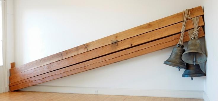 Jannis Kounellis/ Artist Rooms, at Tramway, 20 July - 23 September 2012