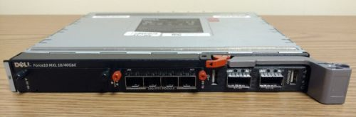 Dell Force10 MXL 10/40GbE switch for Dell M1000e & 10GB SFP module PHP6J
