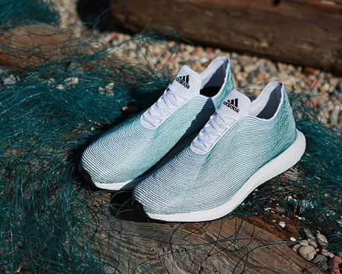 Adidas's Newest Sneaker Is Made of Recycled Ocean Waste | allure.com